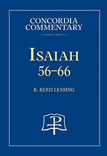Isaiah 56-66 (Hardback): R Reed Lessing