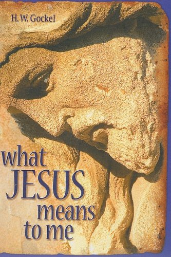 9780758616869: What Jesus Means to Me