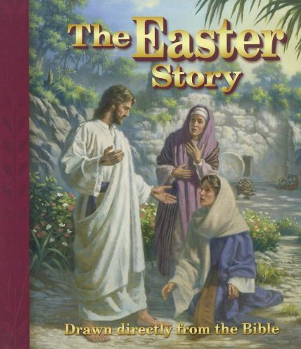 9780758619075: The Easter Story: Drawn Directly from the Bible
