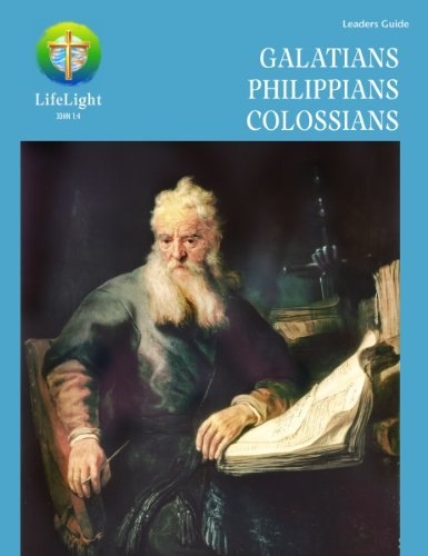 Lifelight: Galatians/Philippians/Colossians - Leaders Guide: Diane Grebing; Mark Etter