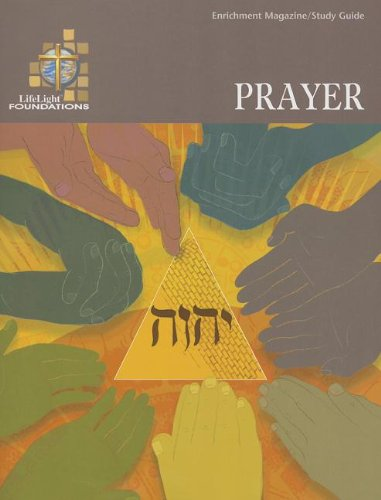 9780758625410: Lifelight Foundations: Prayer - Study Guide
