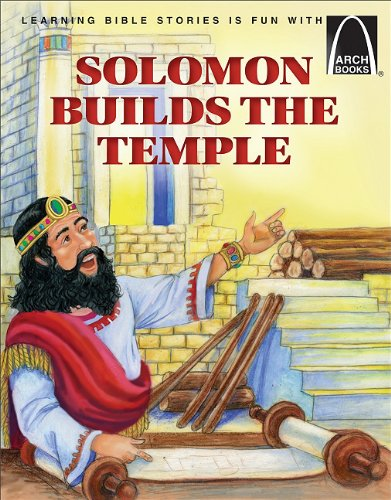 9780758625786: Solomon Builds a Temple