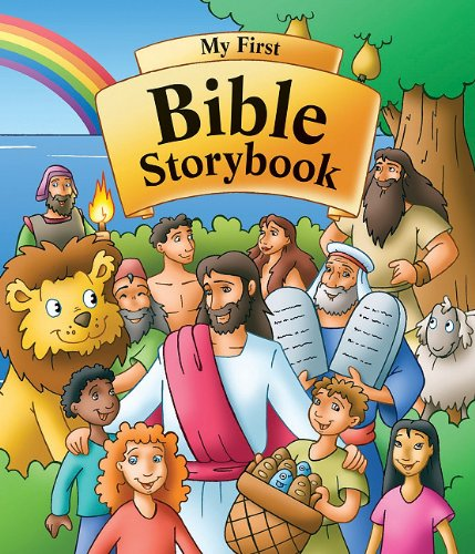 9780758627292: My First Bible Storybook (English)