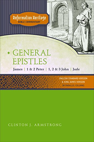 9780758627650: Reformation Heritage Bible Commentary: General Epistles
