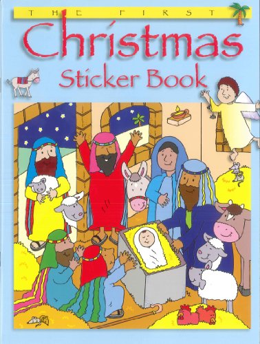 9780758630605: The First Christmas Sticker Book