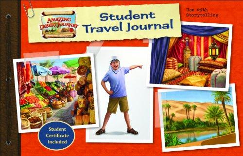 9780758631053: Student Travel Journal: Preschool Leaflets (Amazing Desert Journey Vbs)