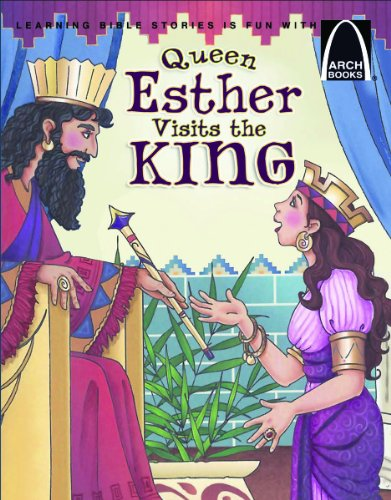 9780758634290: Queen Esther Visits the King (Arch Books)