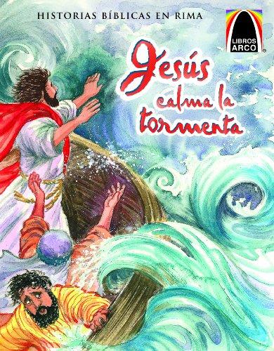 Jesus Calma La Tormenta (Jesus Calms the: Jean Thor Cook