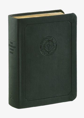 9780758638557: Holy Bible: Lutheran Study Bible, Black, Compact Duotone