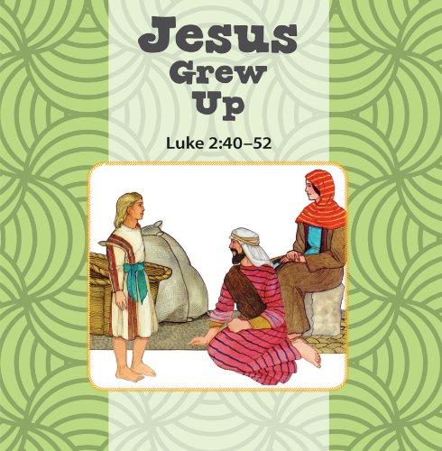 9780758640017: Jesus Grows Up / Jesus Calms the Storm Flip Book