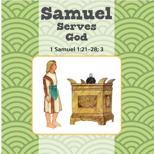 Samuel Serves God/David and Jonathan: Sara Mulso