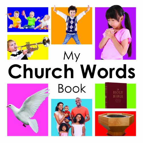 My Church Words Book: Concordia Publishing House