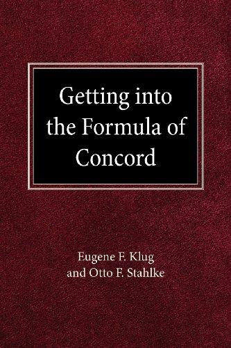 9780758641816: Getting Into Formula of Concord