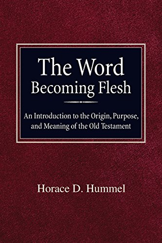 9780758647276: The Word Becoming Flesh