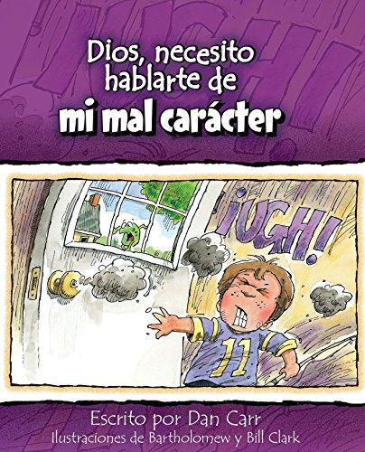 9780758649379: Dios, Necesito Hablarte Demi Mal Carcter (Spanish Edition)