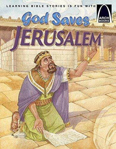 9780758650337: God Saves Jerusalem - Arch Books