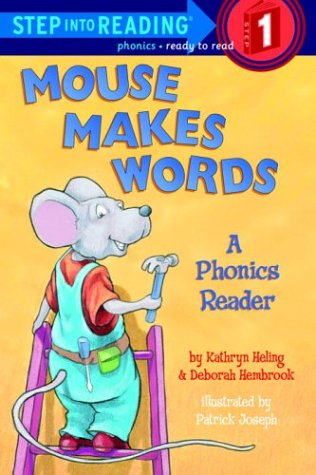 9780758789730: Mouse Makes Words: A Phonics Reader (Step-Into-Reading, Step 1)