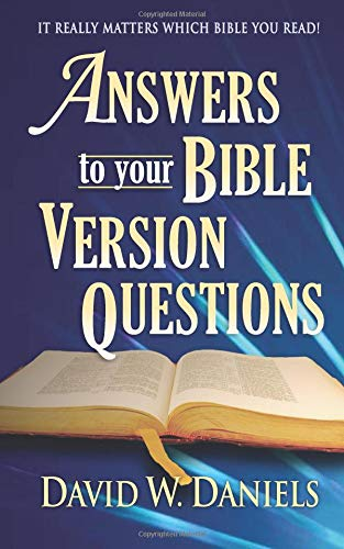 9780758905079: Answers to Your Bible Version Questions