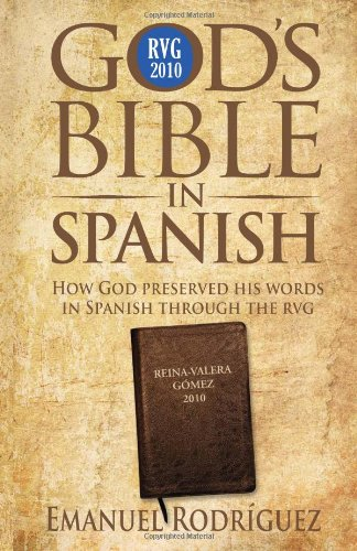 God's Bible In Spanish: Emanuel Rodriguez
