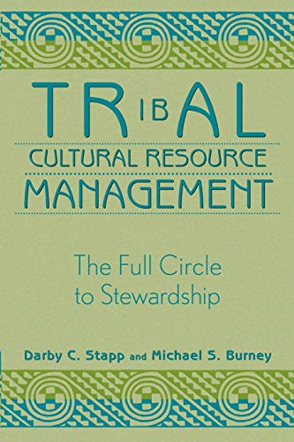 Tribal Cultural Resource Management: The Full Circle: Jude S. Westerfield