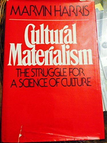 9780759101340: Cultural Materialism: The Struggle for a Science of Culture