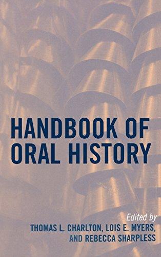 9780759102293: Handbook of Oral History