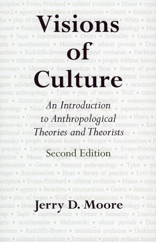 9780759104112: Visions of Culture: An Introduction to Anthropological Theories and Theorists