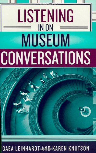 9780759104426: Listening in on Museum Conversations