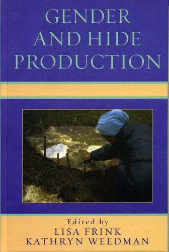 Gender and Hide Production (Hardback)