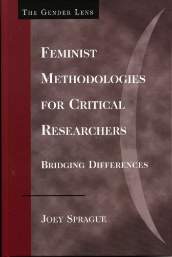9780759109025: Feminist Methodologies for Critical Researchers: Bridging Differences (Gender Lens Series)