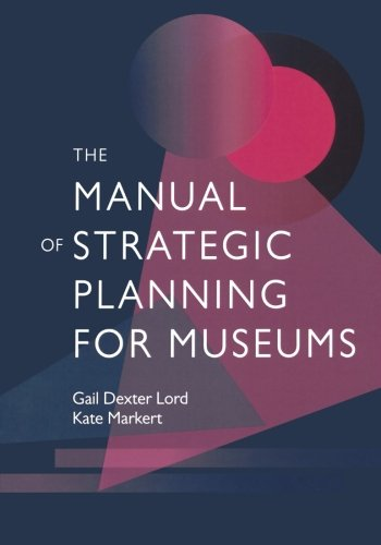 9780759109698: The Manual of Strategic Planning for Museums
