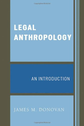 9780759109827: Legal Anthropology: An Introduction