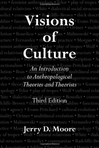 9780759111455: Visions of Culture: An Introduction to Anthropological Theories and Theorists