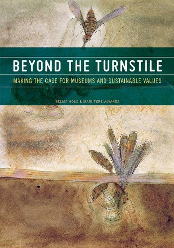 Beyond the Turnstile: Making the Case for: Selma Holo, Mari-Tere