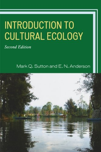 9780759112476: Introduction to Cultural Ecology