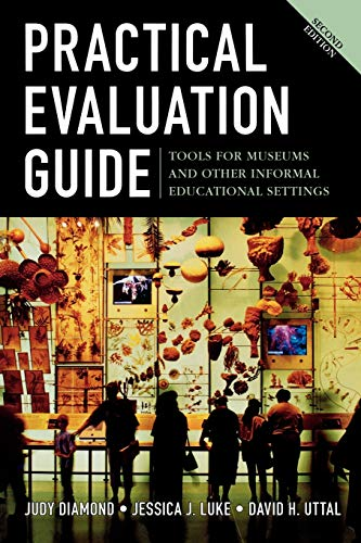 9780759113039: Practical Evaluation Guide: Tools for Museums and Other Informal Educational Settings