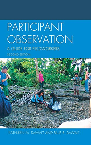 9780759119260: Participant Observation: A Guide for Fieldworkers
