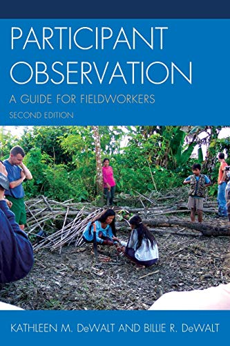 9780759119277: Participant Observation: A Guide for Fieldworkers, Second Edition
