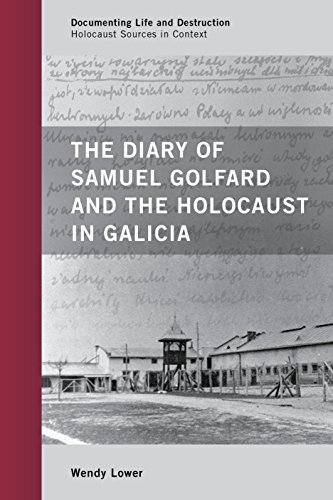 9780759120808: The Diary of Samuel Golfard and the Holocaust in Galicia