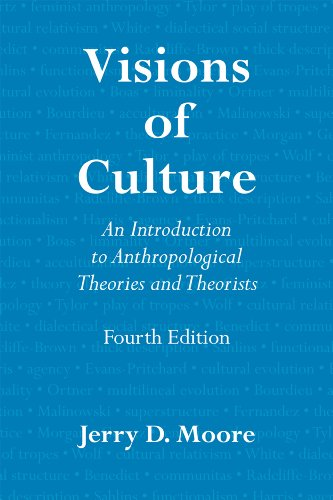 9780759122178: Visions of Culture: An Introduction to Anthropological Theories and Theorists