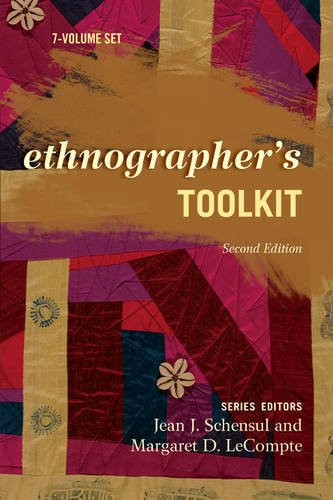 9780759124448: Ethnographer's Toolkit: 7-Volume Set (Ethnographer's Toolkit, Second Edition)