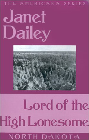 Lord of the High Lonesome (Americana): Dailey, Janet