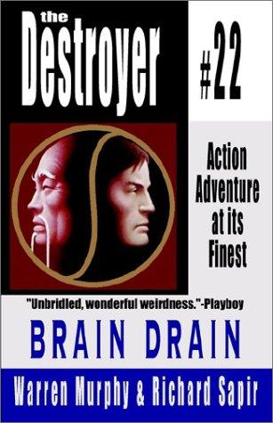 9780759248946: Brain Drain: Destroyer # 22