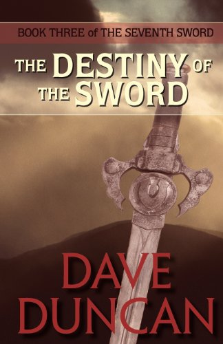 9780759255166: The Destiny of the Sword (the Seventh Sword Trilogy Book 3)