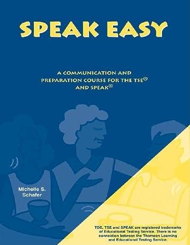 Speakeasy, by Schafer: Schafer, Michelle S.