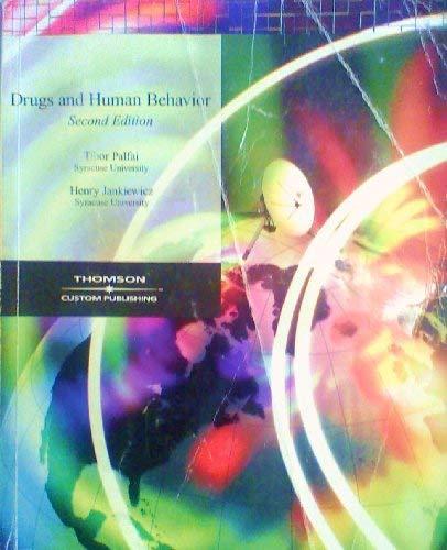 9780759322004: Drugs and Human Behavior