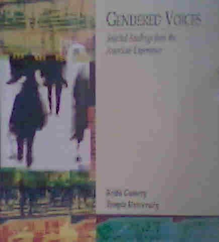 9780759339309: GENDERED VOICES Selected Readings From the American Experience