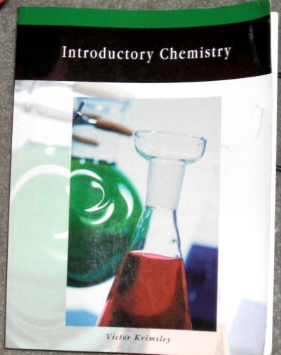 9780759345195: Introductory Chemistry