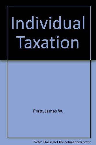 9780759351844: Individual Taxation