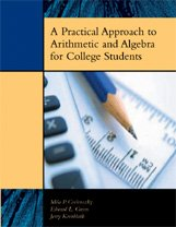 A Practical Approach to Arithmetic and Algebra: Green, Edward L.,